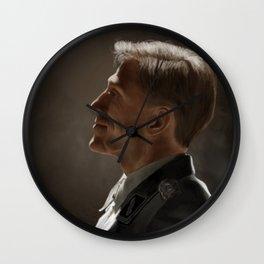 Hans Landa Wall Clock