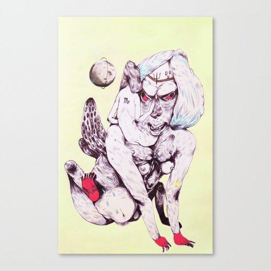inner neptune Canvas Print