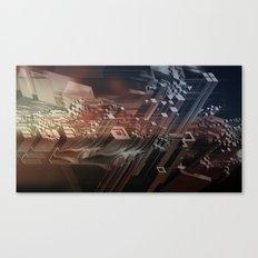 Manna-Hata Canvas Print