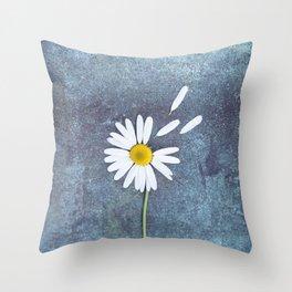 Daisy II Throw Pillow
