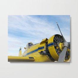 plane 1. Metal Print
