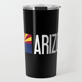 Arizona: Arizonan Flag & Arizona Travel Mug