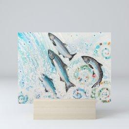 Spawning Kings Mini Art Print