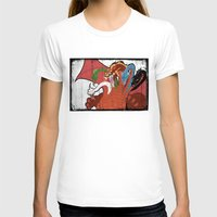 dungeons and dragons T-shirts featuring DUNGEONS & DRAGONS - TIAMAT by Zorio