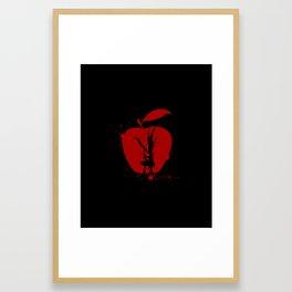 L, Do you know? Framed Art Print