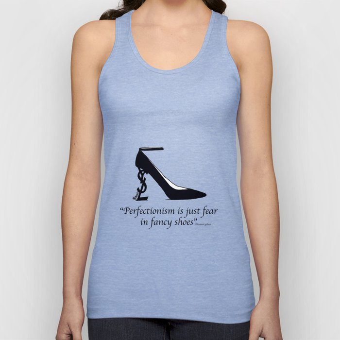 Fears and heels Unisex Tank Top