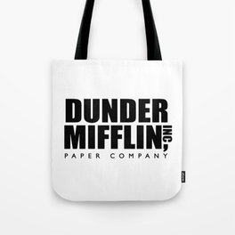 Dunder Mifflin - the Office Tote Bag