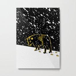 Yellow Boy Metal Print