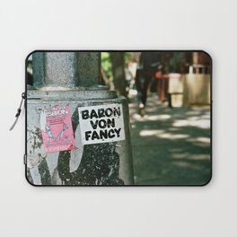 Baron von Fancy Laptop Sleeve