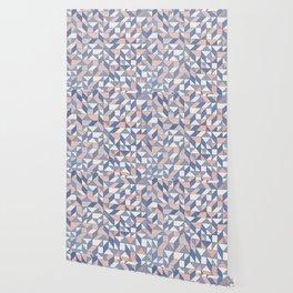Shifting geometric pattern Wallpaper