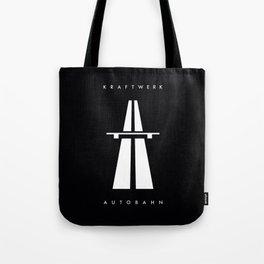 Autobahn kraftwerk Tote Bag