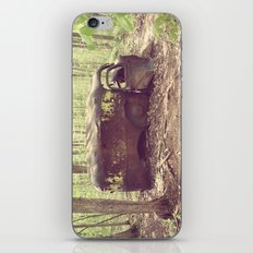 Old Abandoned Truck iPhone & iPod Skin