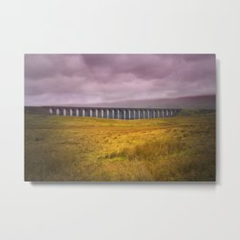 Ribblehead Viaduct Metal Print