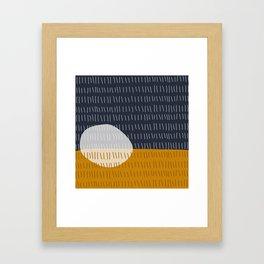 Coit Pattern 11 Framed Art Print