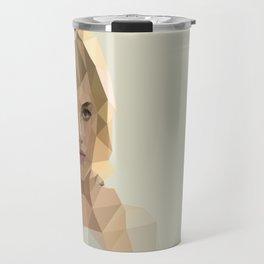 Blonde Summer Travel Mug