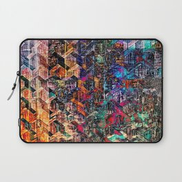 Colored Links Laptop Sleeve