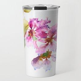 Exotic Beauty 2 Travel Mug