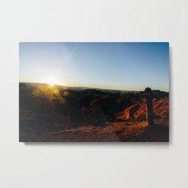 Sunrise Point, Bryce Canyon National Pakr Metal Print