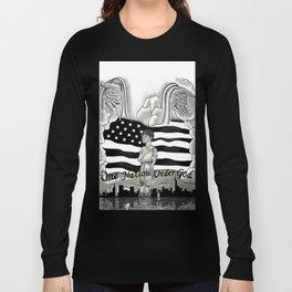 911: One Nation Under God Long Sleeve T-shirt