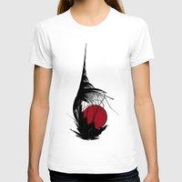 asian T-shirts featuring Asian Sun by Digital-Art