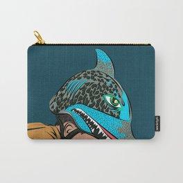 The Shark Helmet Carry-All Pouch