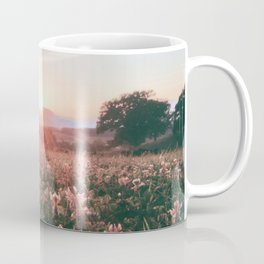 A Suburbian Sunset Coffee Mug