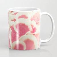 hydrangea Mugs featuring Hydrangea by Julia Tomova