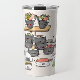 Kawaii Sushi Travel Mug