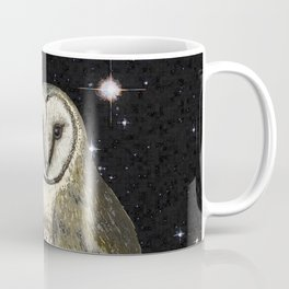 Owl in the Universe Coffee Mug