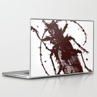 beetle Laptop & iPad Skins featuring Beetle by Bearded Hunter
