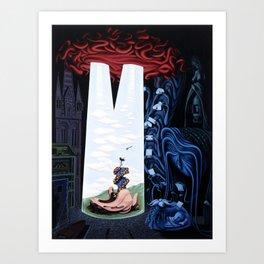 The Pleasant Plunder Art Print