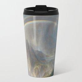 Rainy Season in the Tropics - Frederic Edwin Church Travel Mug