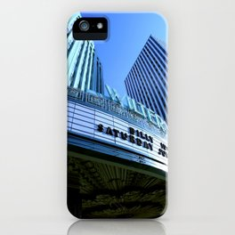 The Wiltern iPhone Case