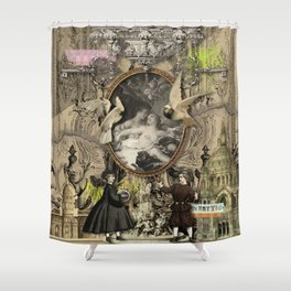 La NymPhe Shower Curtain