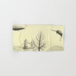 The Waste Land (The Burial of the Dead Part 2) Hand & Bath Towel