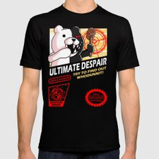 Ultimate Despair Black Mens Fitted Tee MEDIUM