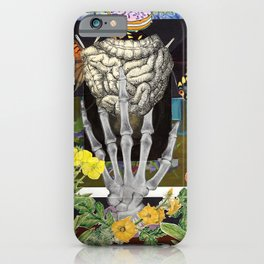 Gut Feeling iPhone Case
