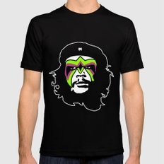 Ultimate Che Mens Fitted Tee Black LARGE