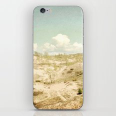The Beginning Sleeping Bear Sand Dunes iPhone & iPod Skin