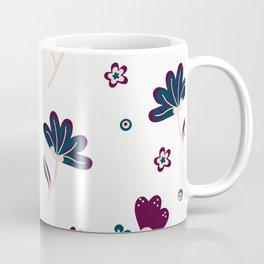 FLOWERY PATTERN Coffee Mug