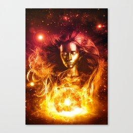 Alcyone Canvas Print
