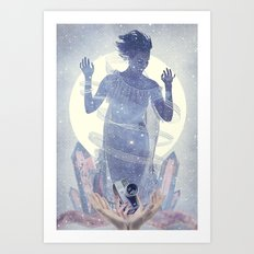 Something to Remember Art Print