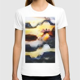 Chaos is a ladder T-shirt