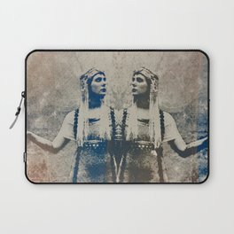 Double Trouble Laptop Sleeve