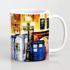 The Light Tardis Mug