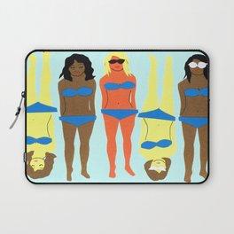 Beach Babes Laptop Sleeve