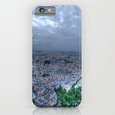 Nighttime in Paris iPhone 6s Slim Case