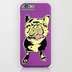 Taco the French Bulldog iPhone 6s Slim Case