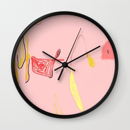 Nice encouters Wall Clock