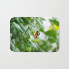 Beautiful Butterfly Bath Mat